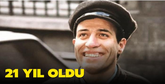 Kemal Sunal vefatının 21. yıl dönümünde özlemle anılıyor