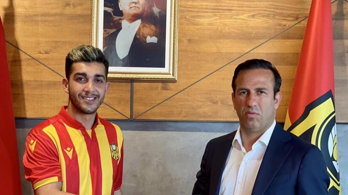 Taha Gür Yeni Malatyaspor'da