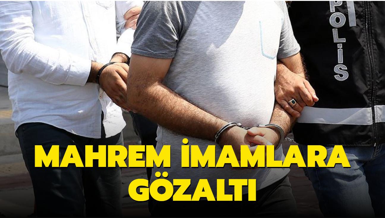 Son dakika haberi: FETÖ'nün yargı teşkilatında 66 kişiye gözaltı