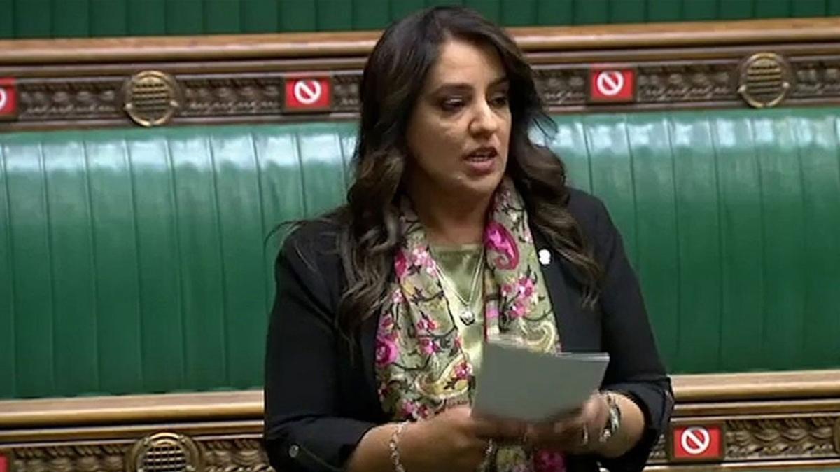 İngiltere'de Müslüman milletvekili Naz Shah: Heykele gösterilen saygı Hz. Muhammed'e gösterilmiyor