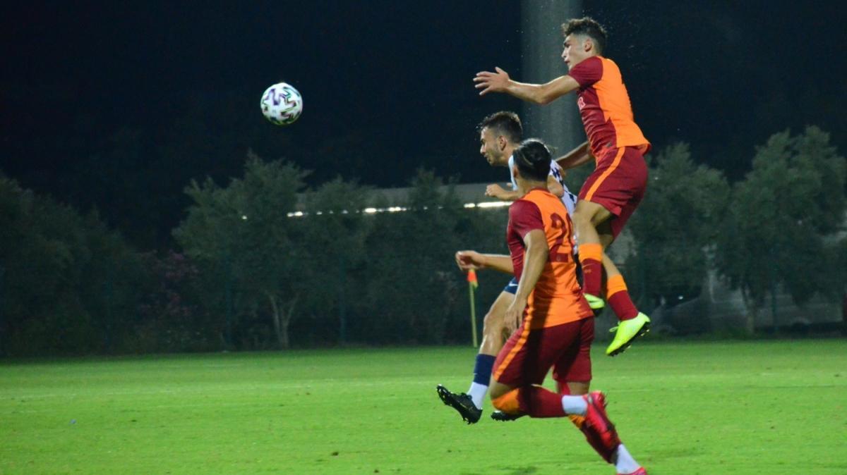 19 yaş altı Gelişim Ligi'nde Galatasaray finale yükseldi
