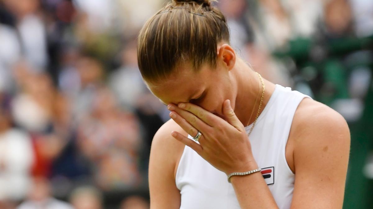 Ashleigh Barty, Wimbledon tek kadınlarda şampiyon oldu