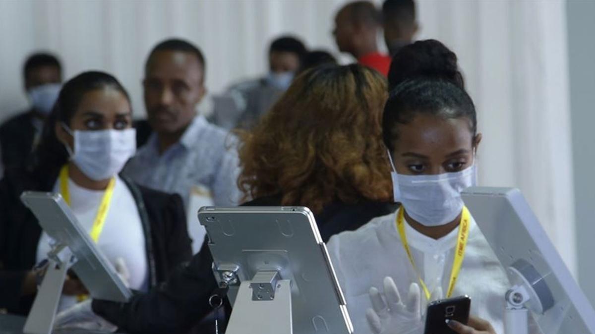 Güney Afrika'da koronavirüs alarmı
