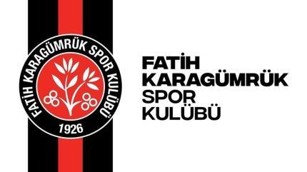 Fatih Karagümrük'ten Kulüpler Birliği çıkışı: 'Kayıt altına alınmalı'