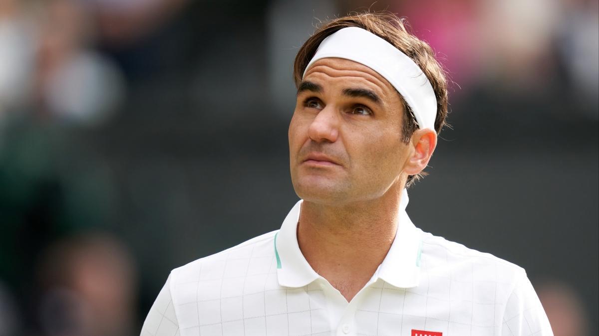 Roger Federer, Tokyo 2020'de yok