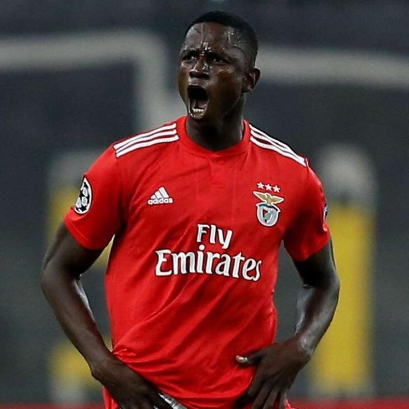 Alanyaspor'dan sürpriz transfer! Benfica'dan kaptılar...