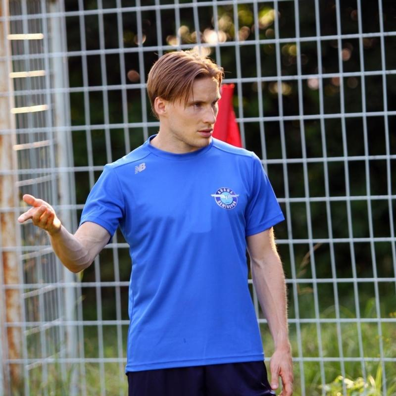 Jonas Svensson'un mottosu belli: 'Az laf, çok iş'