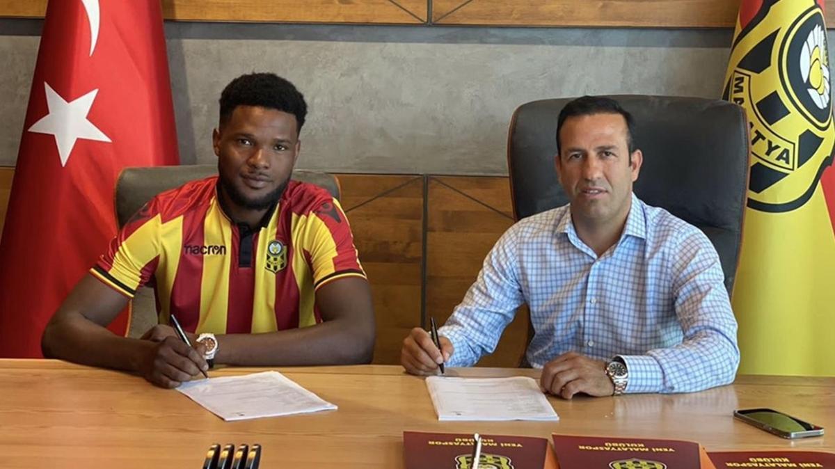 Yeni Malatyaspor, Benjamin Tetteh'in bonservisini aldı