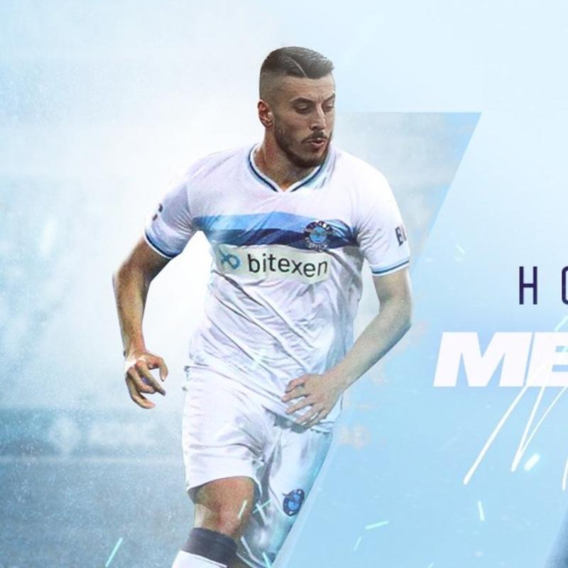 Adana Demirspor transferde durmuyor! Şimdi de Metehan Mimaroğlu