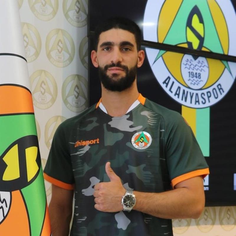 Alanyaspor 24 yaşındaki Ahmed Ildız'ı 3 yıllığına transfer etti