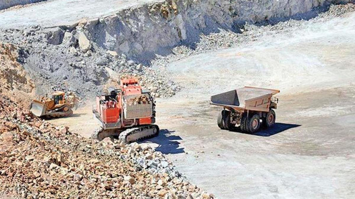 Madenden ilk 6 ayda 2.8 milyar dolar ihracat