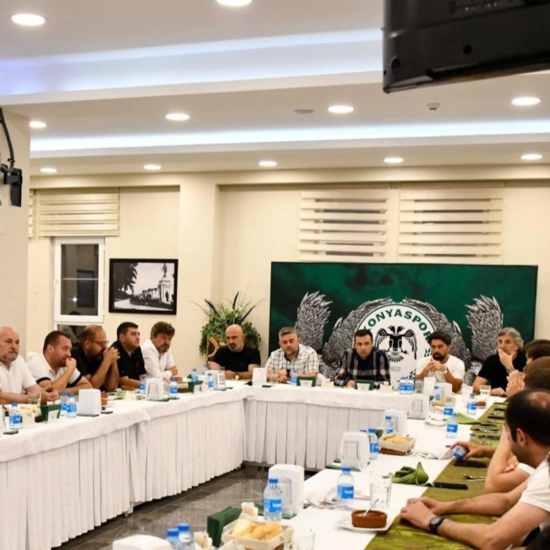 Konyaspor'da hedef kolej havası