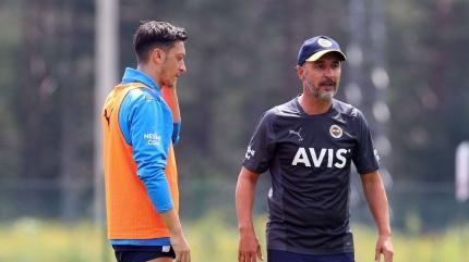 Vitor Pereira milli takımdan dönen oyuncular için özel program uygulayacak