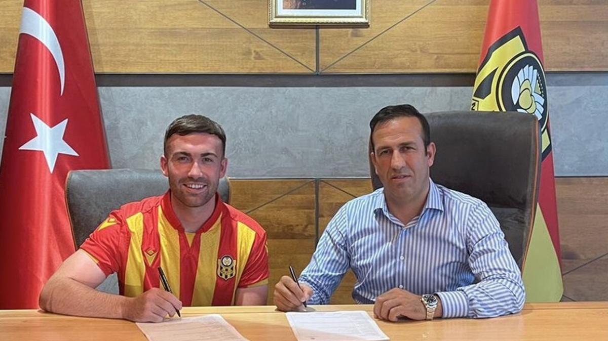 Yeni Malatyaspor Mallan ile 2 yıllık sözleşme imzaladı