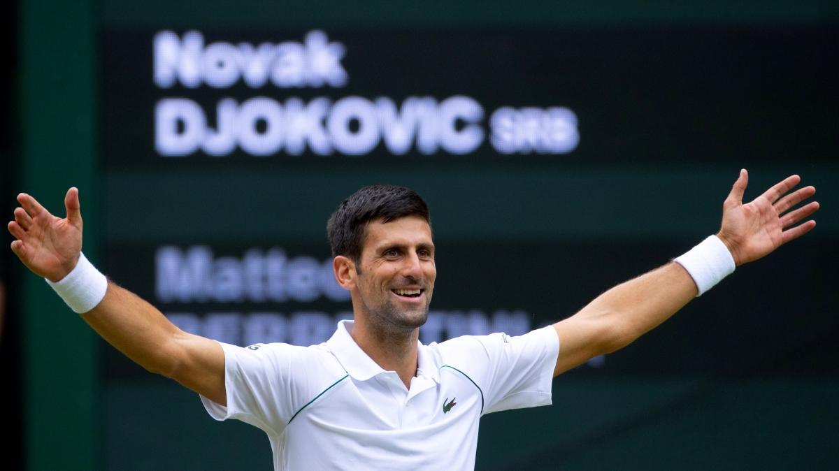 Novak Djokovic'in hedefi 'altın-slam'