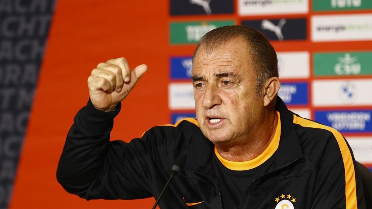 Fatih Terim'den PSV karşısında üçlü savunma