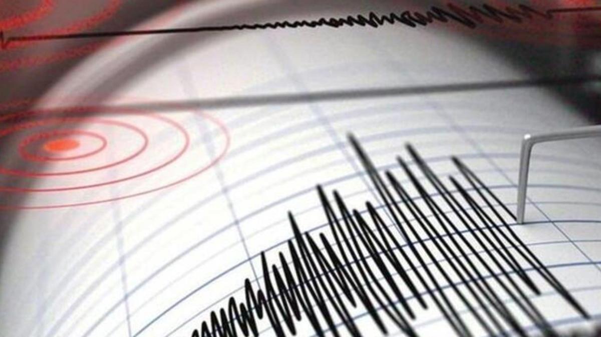 Son dakika deprem haberi: Ege'de 4.2 büyüklüğünde deprem meydana geldi