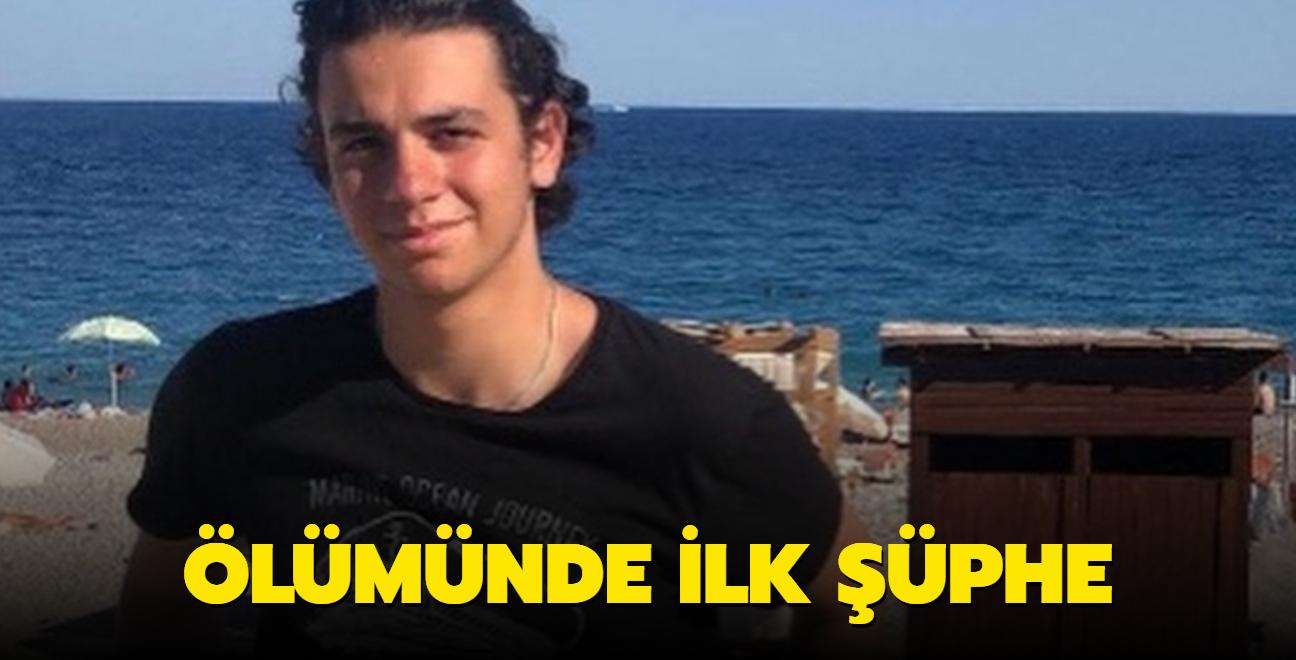 Kaçan kurbanlığın peşinden gidip ölü bulunan Onur Alp Eker'in ölümünde flaş şüphe