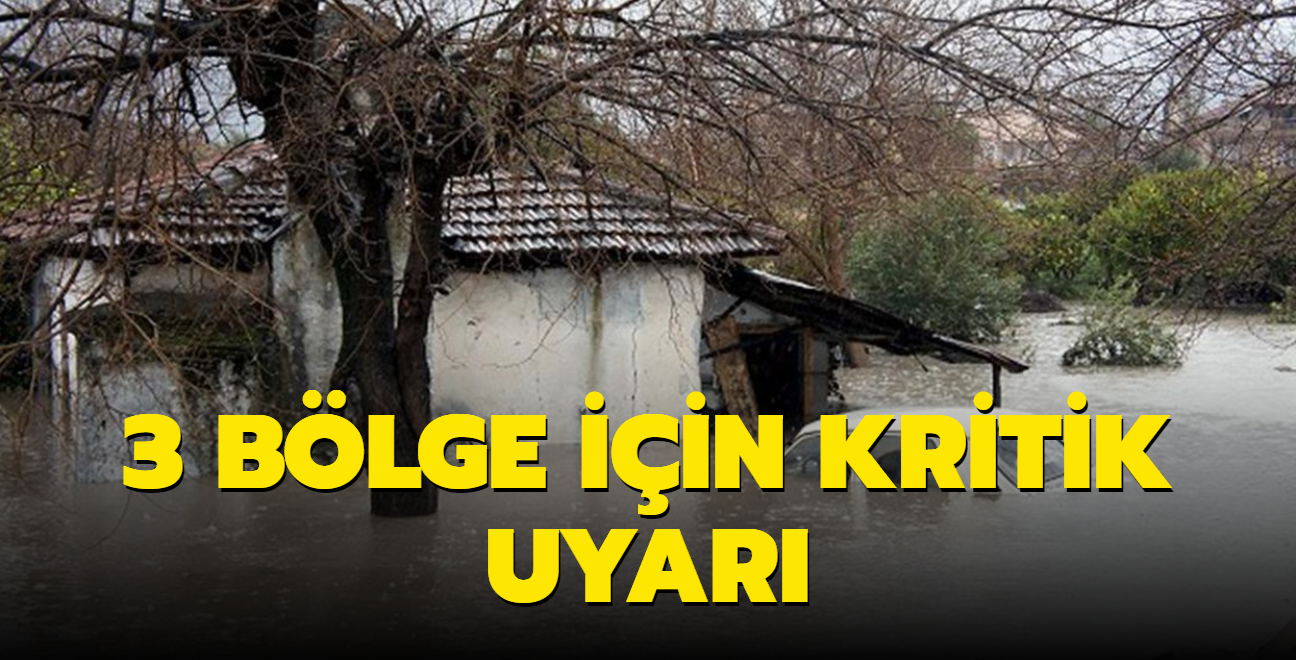 Bugün Marmara'nın doğusu, Karadeniz ve Doğu Anadolu'da kuvvetli yağış bekleniyor