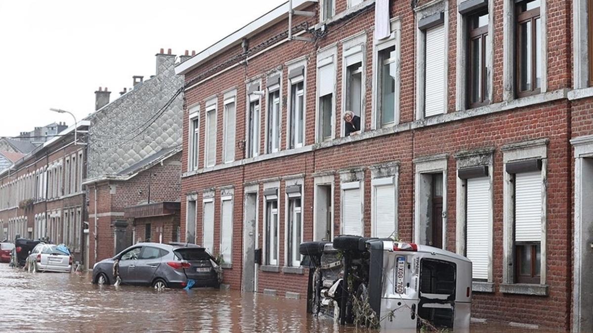 Belçika'daki sellerde can kaybı 37'ye yükseldi