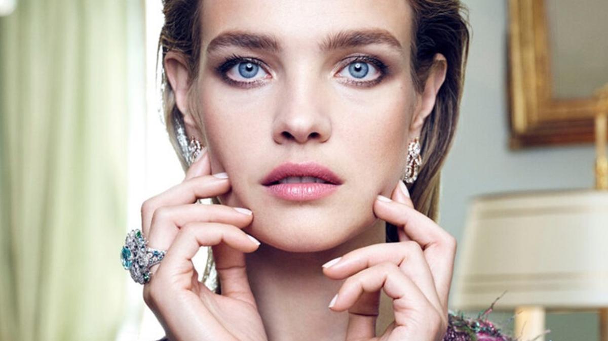 Rus model Natalia Vodianova'dan Bodrum'da lüks davet