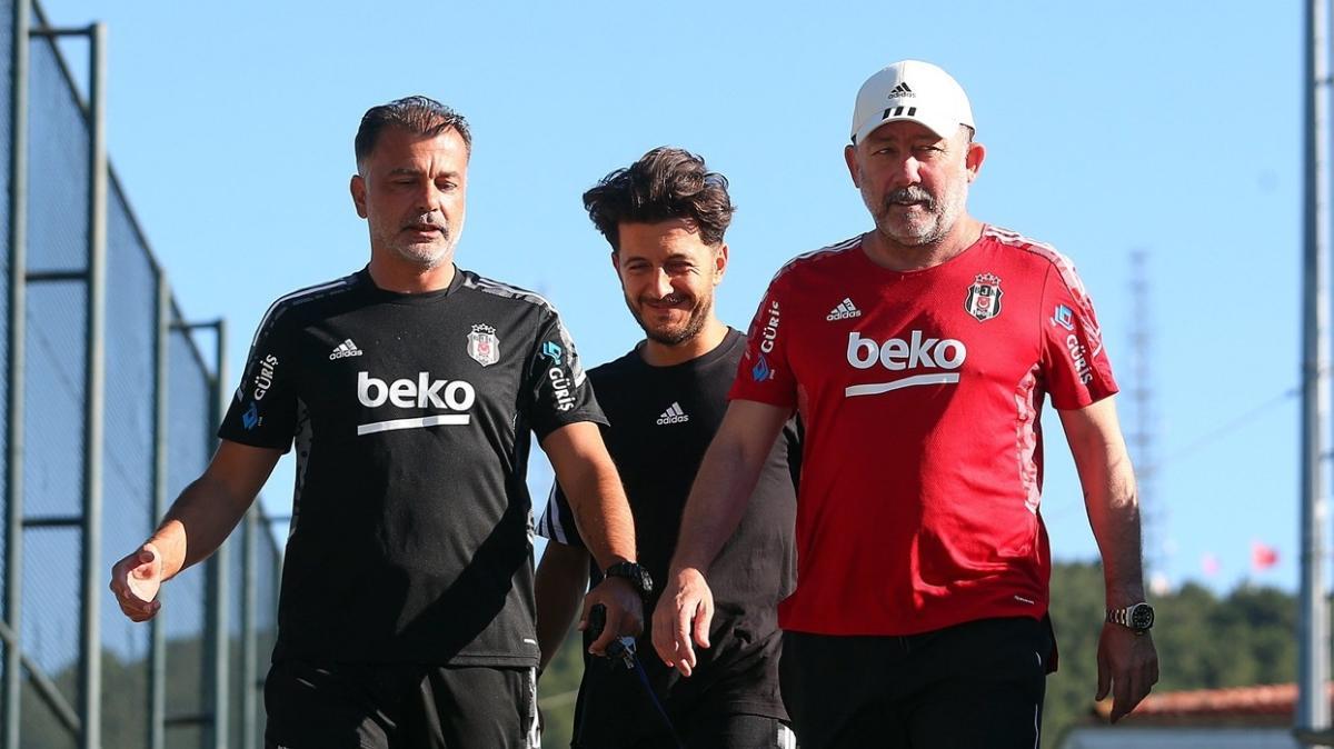 Sergen Yalçın, Beşiktaş yönetiminden 4 bölgeye transfer istedi