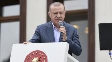 Başkan Erdoğan, Artvin Arhavi'de vatandaşlara hitap etti