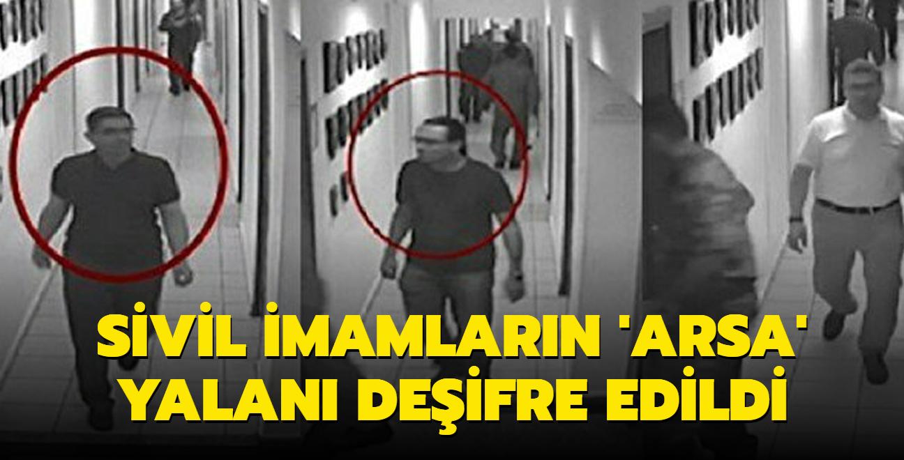 Adil Öksüz, Kemal Batmaz ve Harun Biniş'in 'arsa' yalanı deşifre edildi