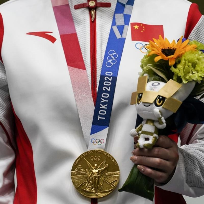 Madalya sayısında Çin 3 altınla ilk sırada yer aldı