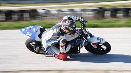 Milli motosikletçi Bahattin Sofuoğlu, Hollanda'da 5. oldu