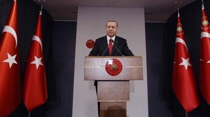Başkan Erdoğan'dan Lozan Barış Antlaşması mesajı