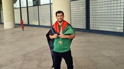 'İsrailliyle eşleşmem' dedi, olimpiyatlardan çekildi