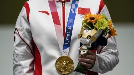 Çin madalya sıralamada zirvede