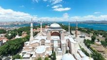 Fethin sembolü Ayasofya Camii tam bir yıl önce bugün yeniden ibadete açıldı