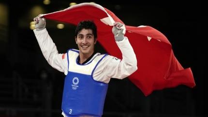 Olimpiyatlardaki ilk madalyamızı kazandık
