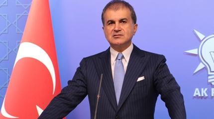AK Parti Sözcüsü Çelik'ten Ermenistan'a tepki