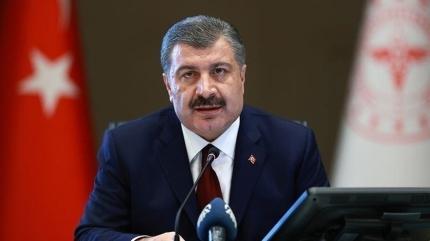 Sağlık Bakanı Fahrettin Koca'dan aşı çağrısı