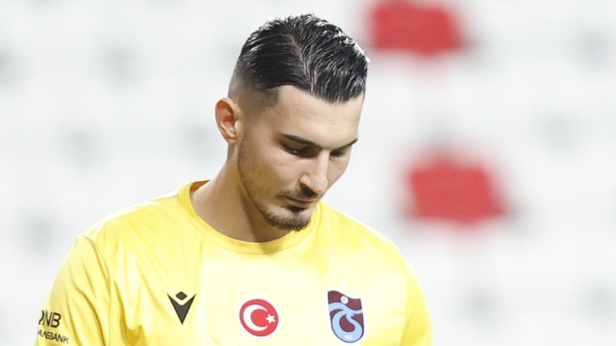 Trabzonspor'da Uğurcan Çakır tedirginliği