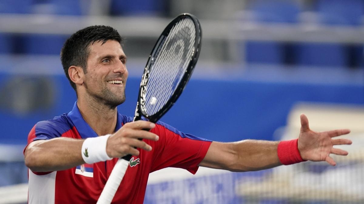 2020 Tokyo Olimpiyatları'nda teniste favoriler rahat turladı