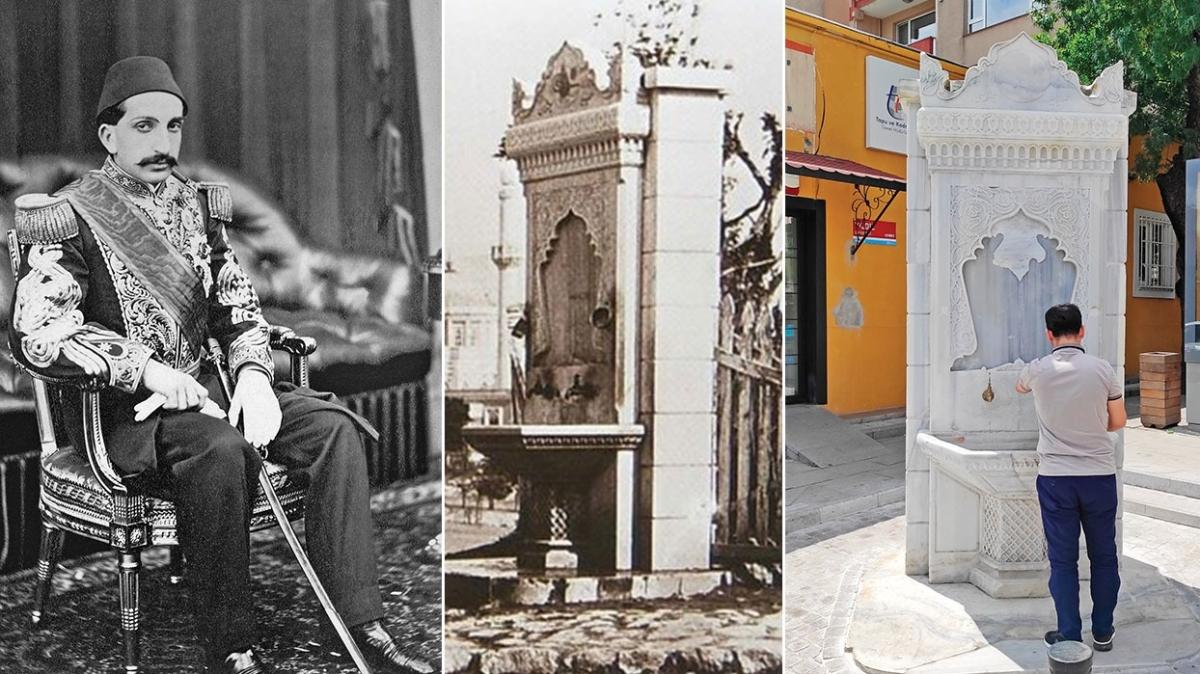 İstanbul Büyükşehir Belediyesi'nden restorasyon skandalı! Abdülhamid Han'ın tuğrasını sildiler