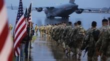 Herkes bu görüşmeye odaklandı... ABD Irak'tan resmen çekiliyor