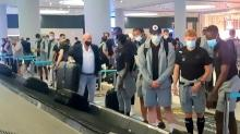 PSV, İstanbul'a geldi