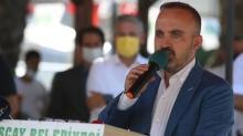 AK Parti'li Turan'dan Bolu Belediye Başkanı Özcan'a sert tepki