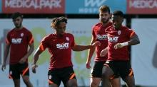Galatasaray, PSV'ye hazır