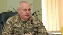 Ukrayna Genelkurmay Başkanı Homçak görevden alındı