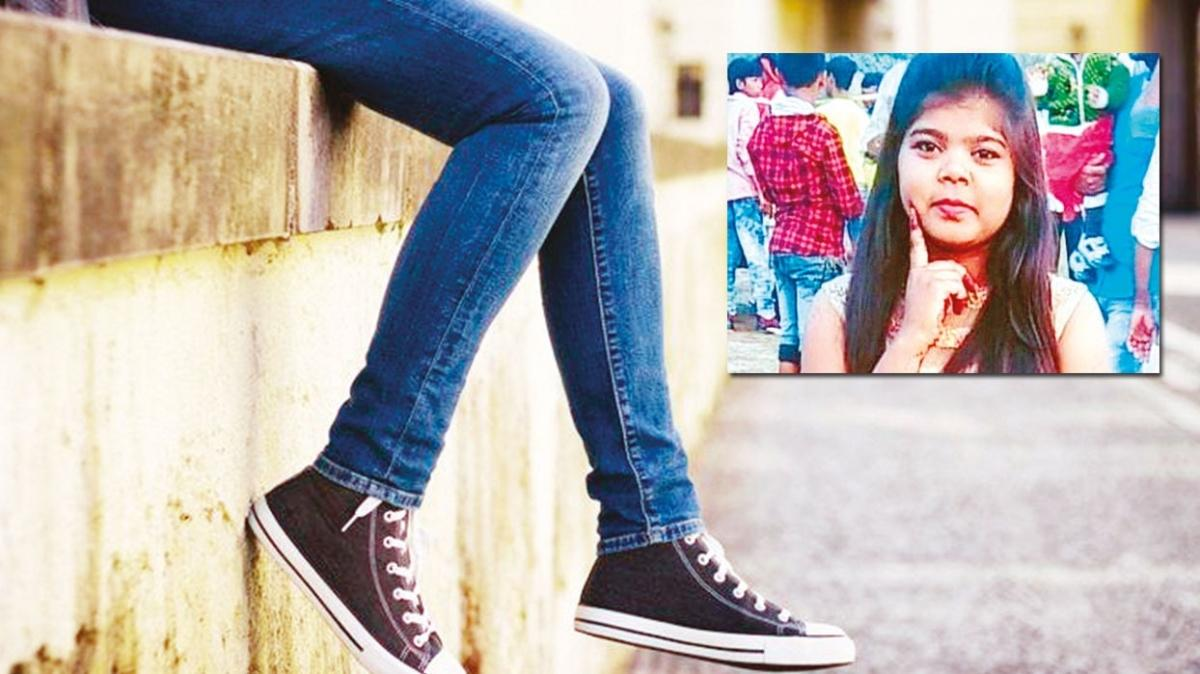 17'lik genç kıza kot pantolon idamı