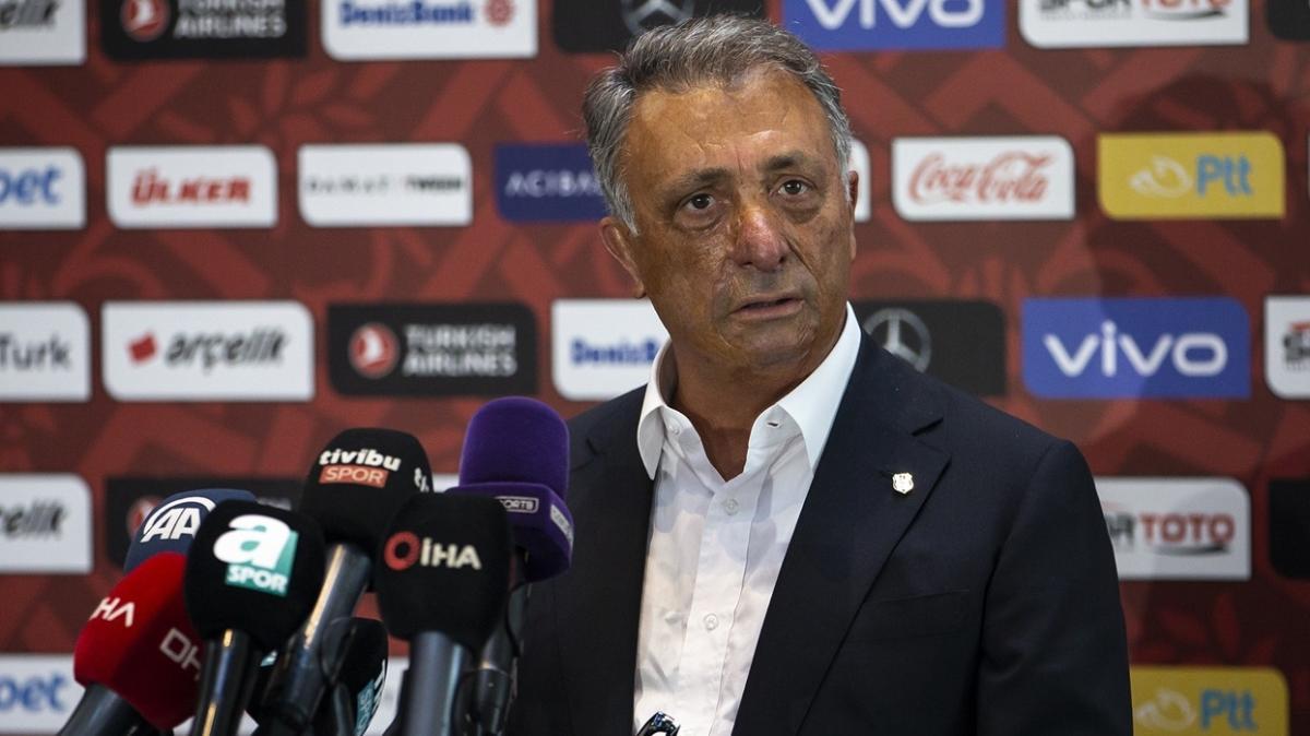 Ahmet Nur Çebi; Ghezzal, Rosier ve Alex Teixeira transferine dair konuştu