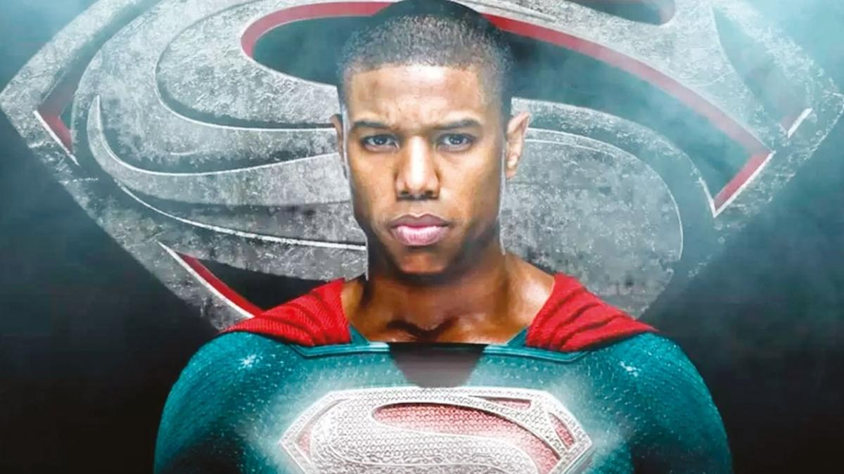 İlk siyahi Superman Michael B. Jordan