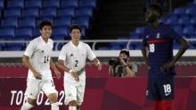 Tokyo 2020'de erkekler futbolda grup maçları tamamlandı