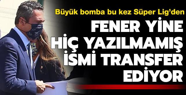 Fener yine hiç yazılmamış ismi transfer ediyor! Bomba bu kez Süper Lig'den